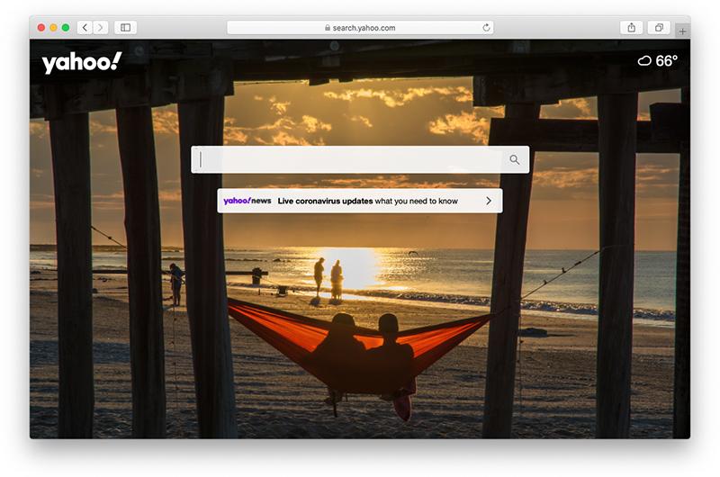 Yahoo redirect virus hijacks browsers on Mac